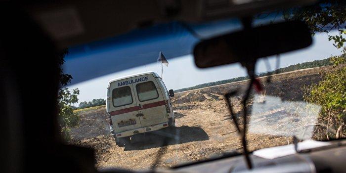 В Луганской области мирные жители подорвались на растяжке