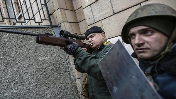 Украинцы учатся жить по-новому