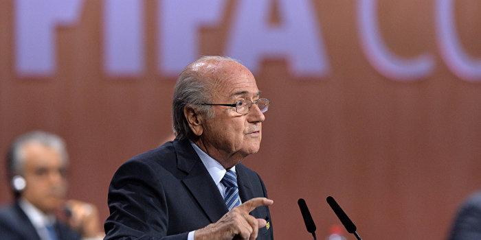 Капризули из УЕФА готовы валить ФИФА из-за России?