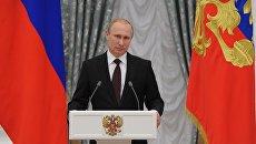 Американский генерал: Путин — самый могущественный мировой лидер