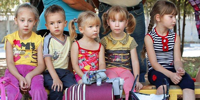 Россия приняла 2,5 млн украинских беженцев за время конфликта в Донбассе