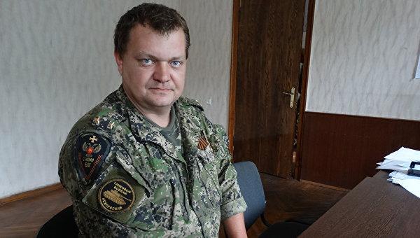Олдрих «Чех» Грунд: Под Дебальцево мы потеряли 40% нашего танкового батальона