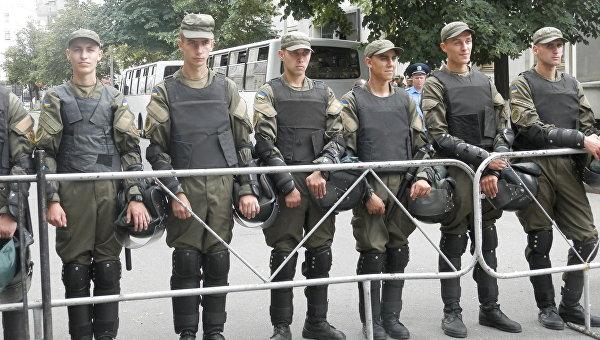 «Правый Сектор»: Кровавый Майдан–3 мы вам обещаем очень скоро