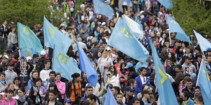 Крымские татары просят Поклонскую оградить их от Чубарова и Джемилева