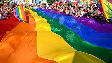 Зачем Америка делает гомосексуализм новой мировой религией