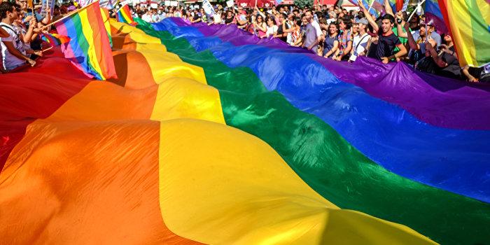 Полиция Украины очень жестко защитит гей-парад