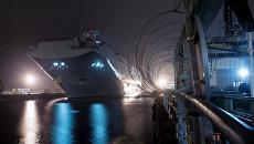 СМИ: Не продав России «Мистрали», Франция жалеет о помощи Украине