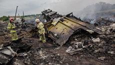 Катастрофа MH17. Что известно на сегодняшний день