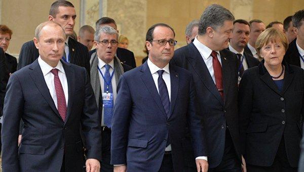 Дуда считает украинский кризис одной из главных проблем ЕС