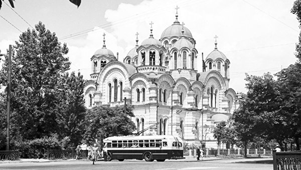 Иерусалим на Днепре. Из цикла «Прогулки по русскому Киеву»