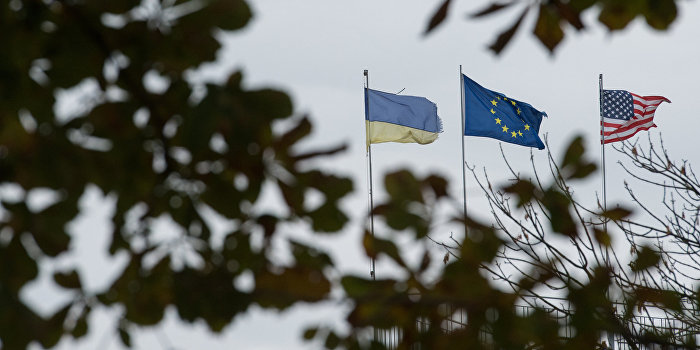 The Washington Times: Украинский кризис можно разрешить моментально