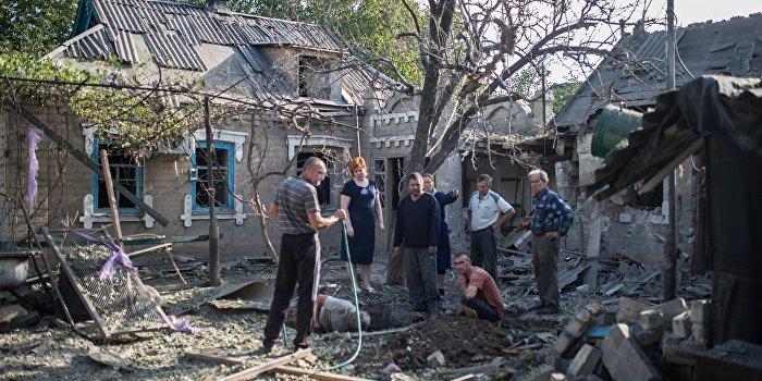 Украинский писатель призывает Порошенко оставить Донбасс в покое и отпустить