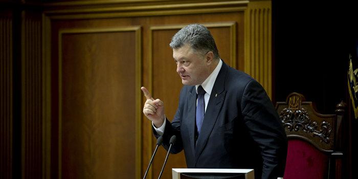 Порошенко снова заявил об угрозе всему миру со стороны России