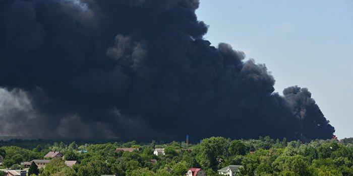 В Ужгороде прогремели мощные взрывы