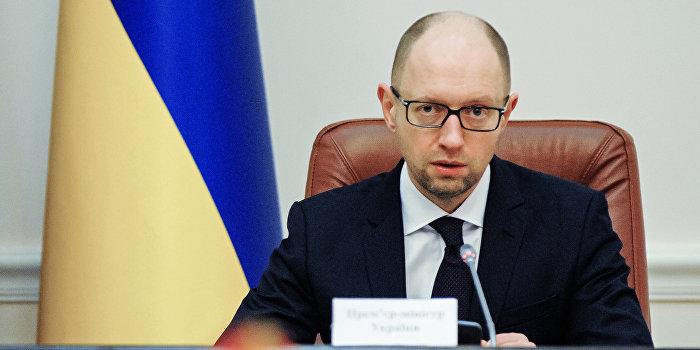 Яценюк: На Украине создана Национальная полиция