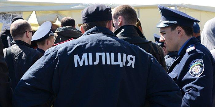 Главой пресс-службы одесской милиции стала ню-модель
