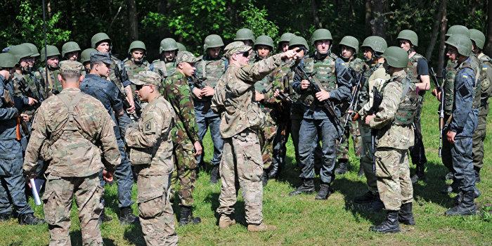 МИД РФ: Войска США на Украине - грубое нарушение Минских соглашений
