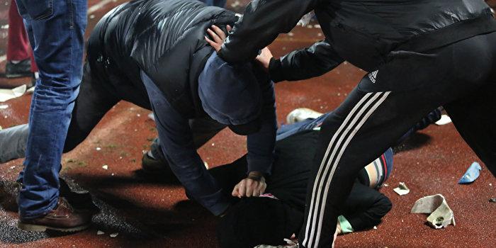 В Харькове произошла массовая драка между иностранцами
