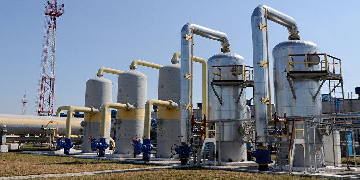 ЕС не дает финансовых гарантий Украине для закупки газа