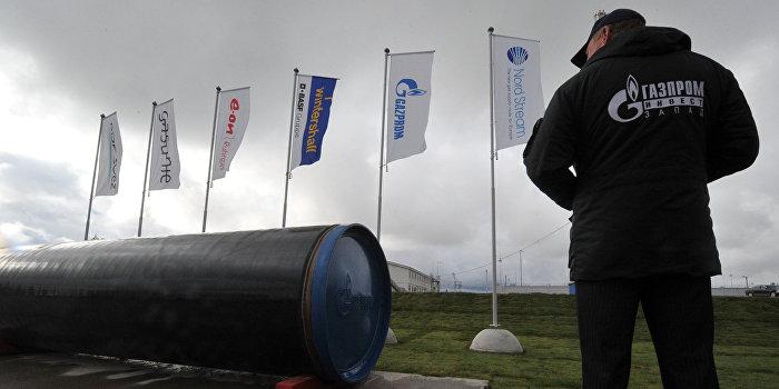 Газпром и BASF приступили к реализации проекта «Северный поток-2»