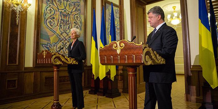Порошенко считает, что Россия должна реструктуризировать кредит