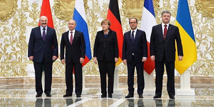 Песков: Сроки выполнения Минских договоренностей не выполняются