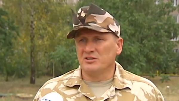 Командир добровольческого батальона ОУН призвал к терактам против власти