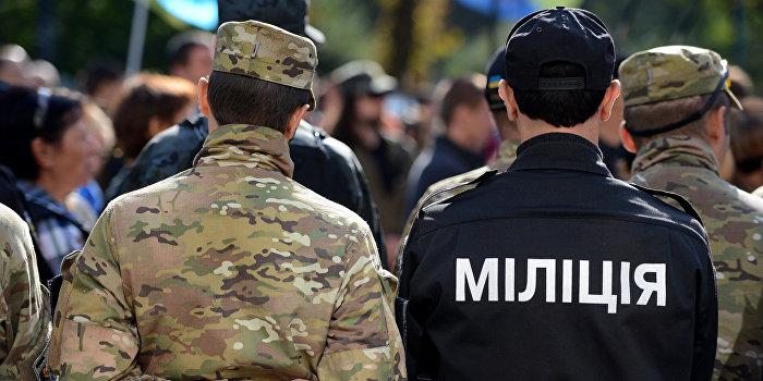 Киевская милиция набирает в агенты бомжей