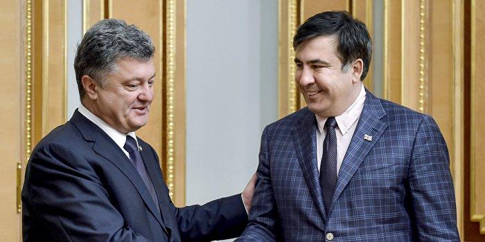 «Игра престолов» на Украине входит в горячую фазу