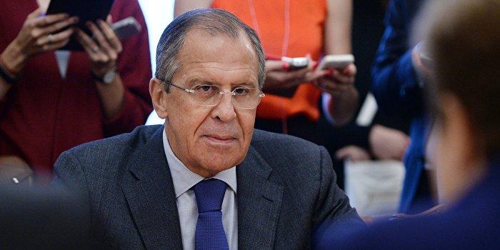 Лавров: Страны, развязавшие конфликты, должны нести ответственность