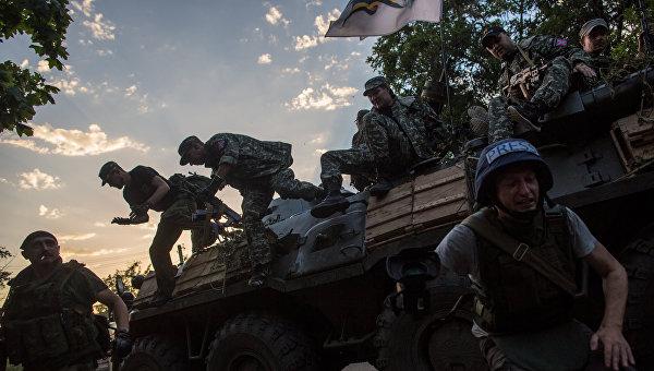 Алан Мамиев: Время ополченчества в Донбассе закончилось. Теперь здесь армия