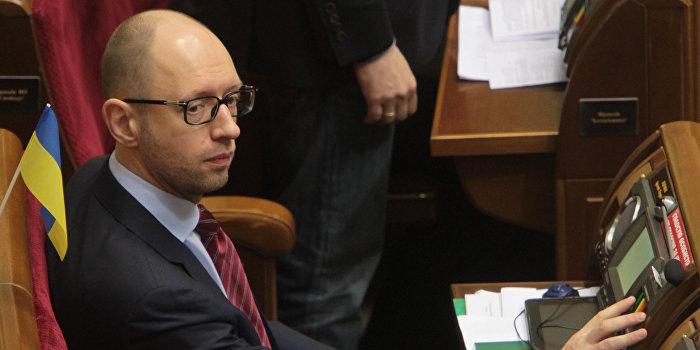 Бастрыкин передал Яценюку и Киеву «чёрную метку» от российских правоохранителей