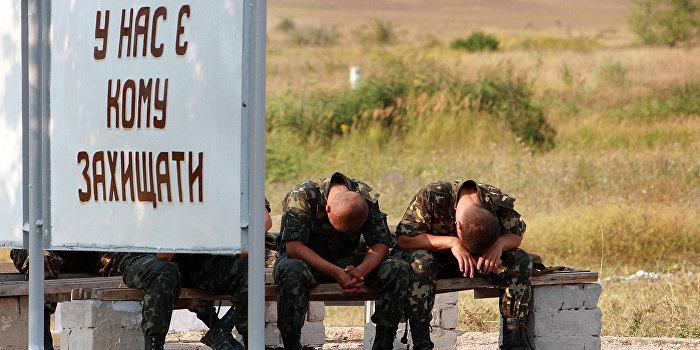 Пять стран введут свои войска на Украину, считают в Киеве