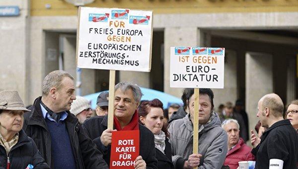 Стратегия европейского развала