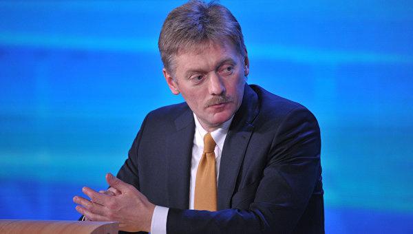 Песков: Обвинения Москвы в невыполнении Минских договоренностей абсурдны