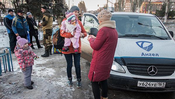 Contra Magazin: Беженцев из Украины в Европе считают «третьесортными»