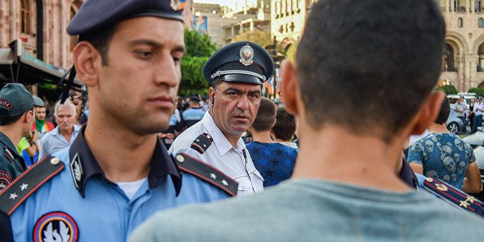Армения: Попытка майдана №2