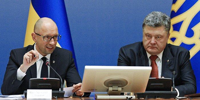 Яценюк: Украина не пойдет на федерализацию
