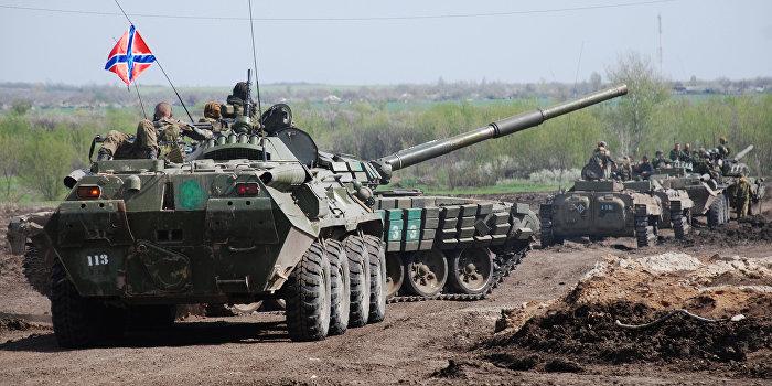 ОБСЕ отрицает присутствие российских войск в Донбассе