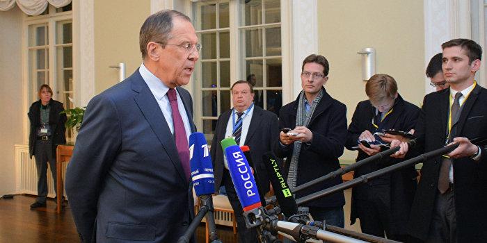 Лавров: Главное - сохранить незыблемым баланс, закрепленный в Минских документах