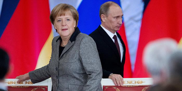DWN: Германия выходит из «антипутинского альянса»