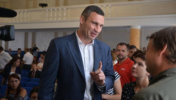Кличко: Украинские чиновники «месяцами лежат в своих кабинетах»