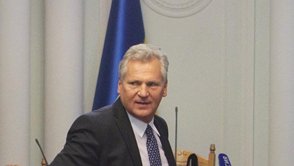 Квасьневский: «Особый статус» Донбасса необходимо признать