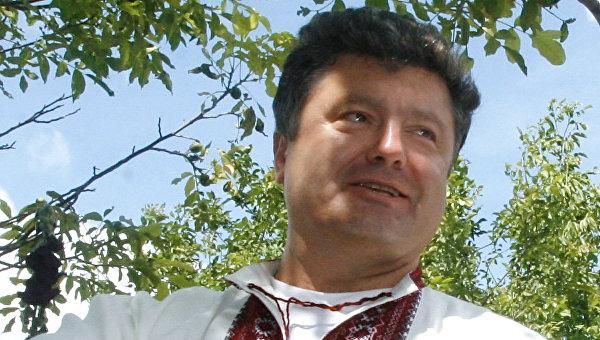 Порошенко «сливает» Турчинова