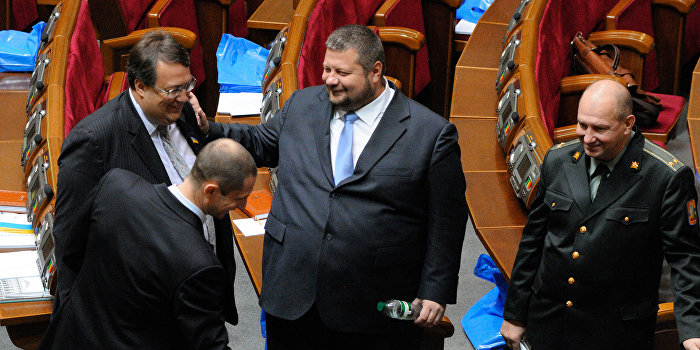 Мосийчук оговорил себя под пытками