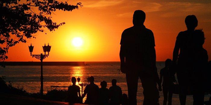 Рекордные итоги курортного сезона-2015 в Крыму