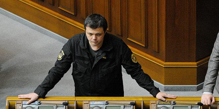 Семенченко поддержал позицию Москвы по Минским соглашениям