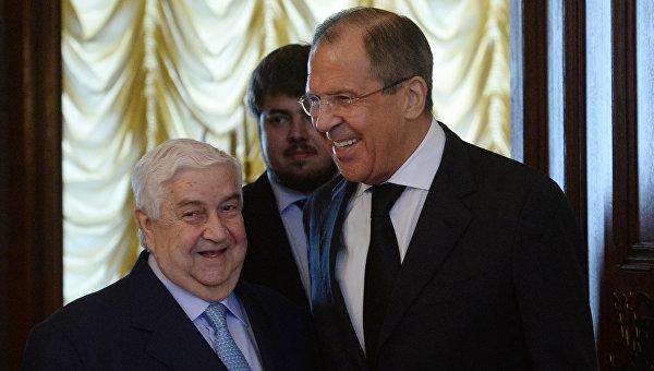 Москва, Дамаск — рубежи обороны