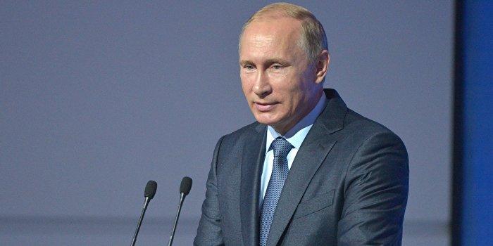 Путин: Если бы не Россия, беженцев было бы больше