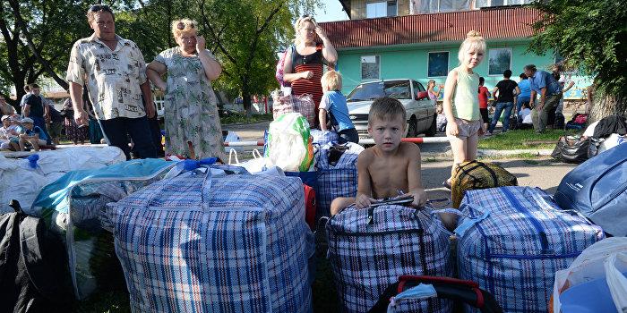 Венгерские политики боятся наплыва сотен тысяч беженцев с Украины